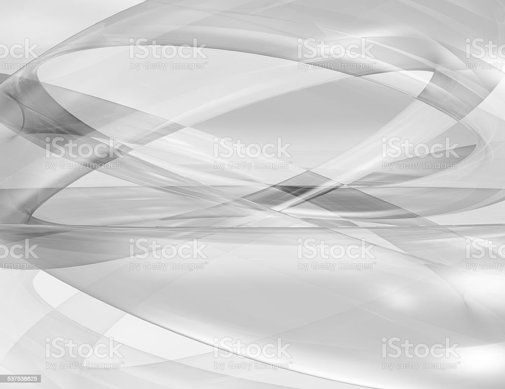 Gray Horizon,Abstract Background stock photo