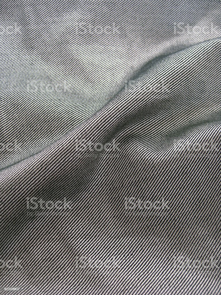 Gray jeans texture royalty-free stock photo