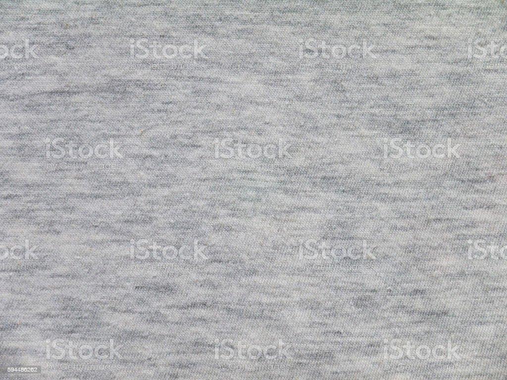 Gray knitwear fabric texture stock photo