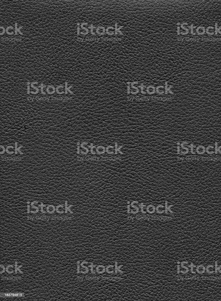 Gray Leather royalty-free stock photo