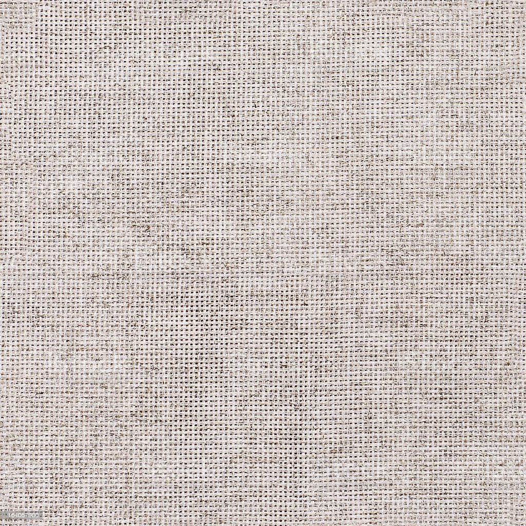 Gray linen cloth canvas background, copy space design ready royalty-free stock photo
