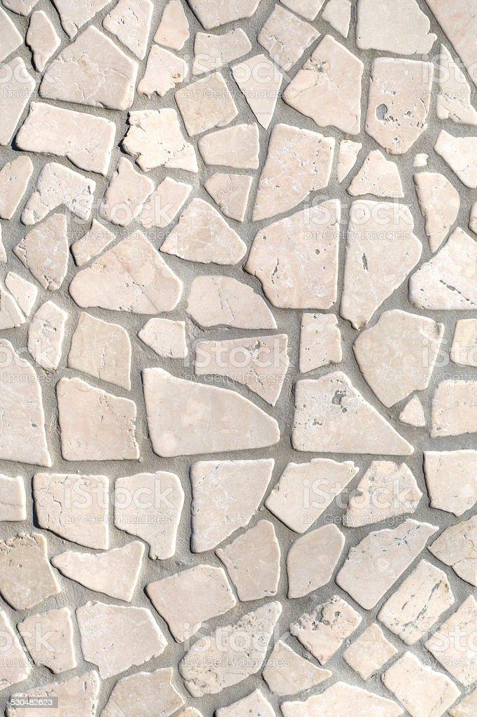 Gray mosaic royalty-free stock photo