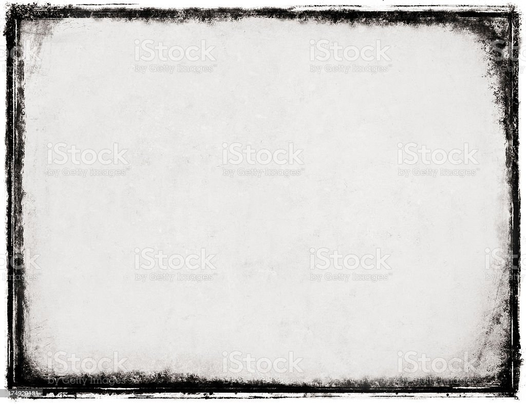 Gray mottled background with border royalty-free stock photo