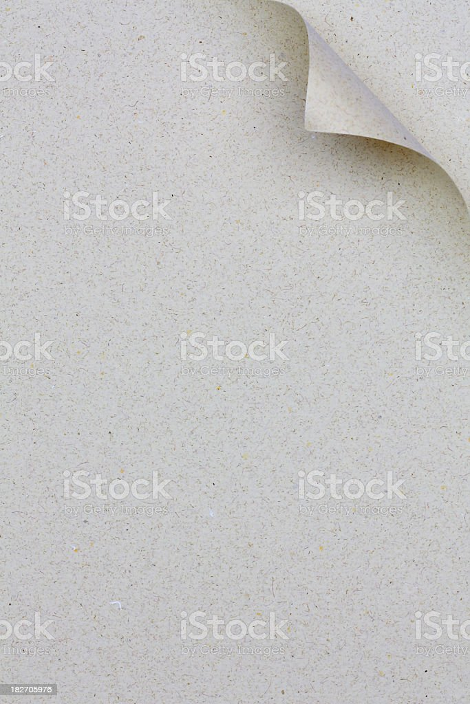Gray paper royalty-free stock photo