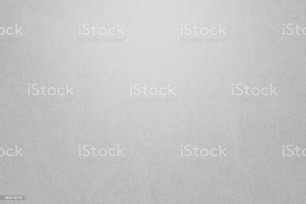 Gray paper texture for background stock photo