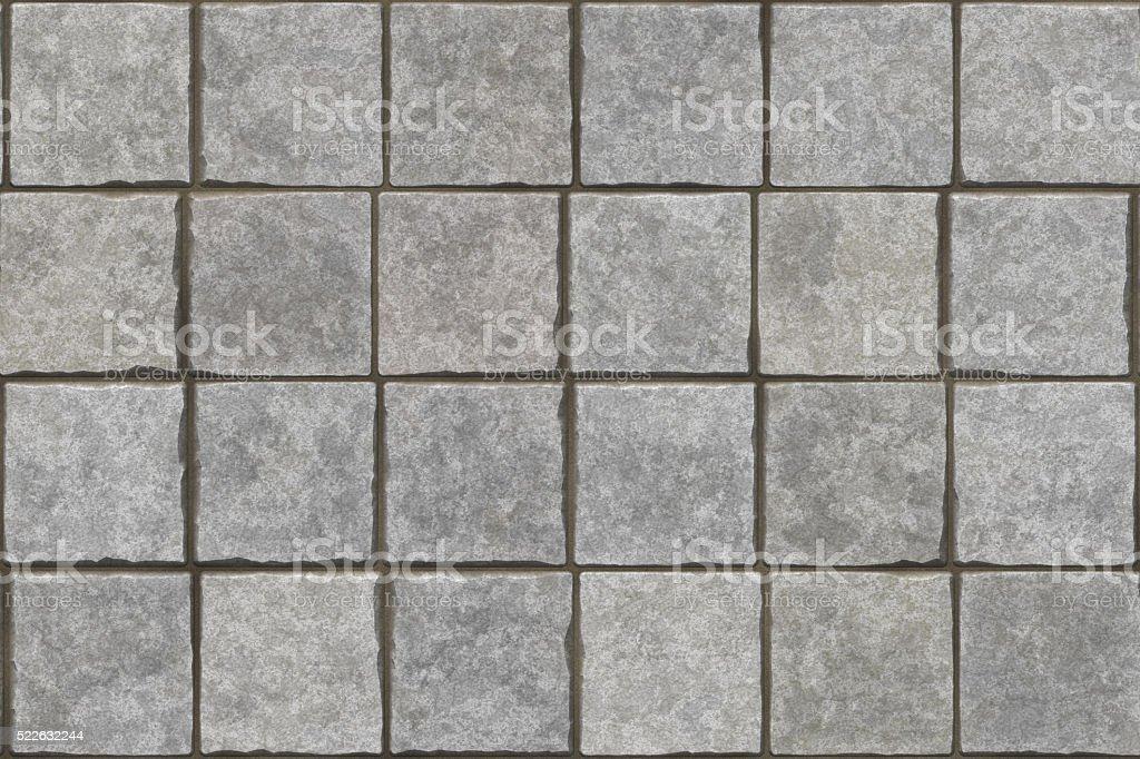 Gray Rock Stone Siding stock photo