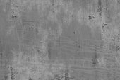 gray rusty metal plate background