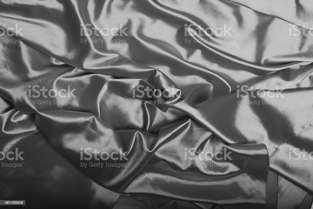 Gray silk background texture royalty-free stock photo