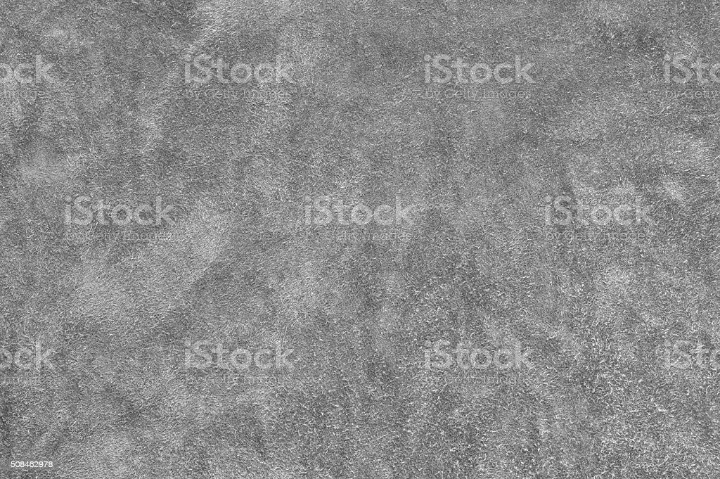 Gray suede texture stock photo