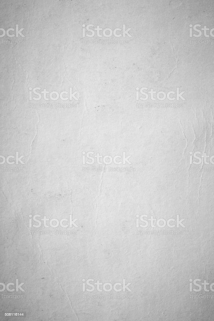 Gray Textured Paper Background. stock photo