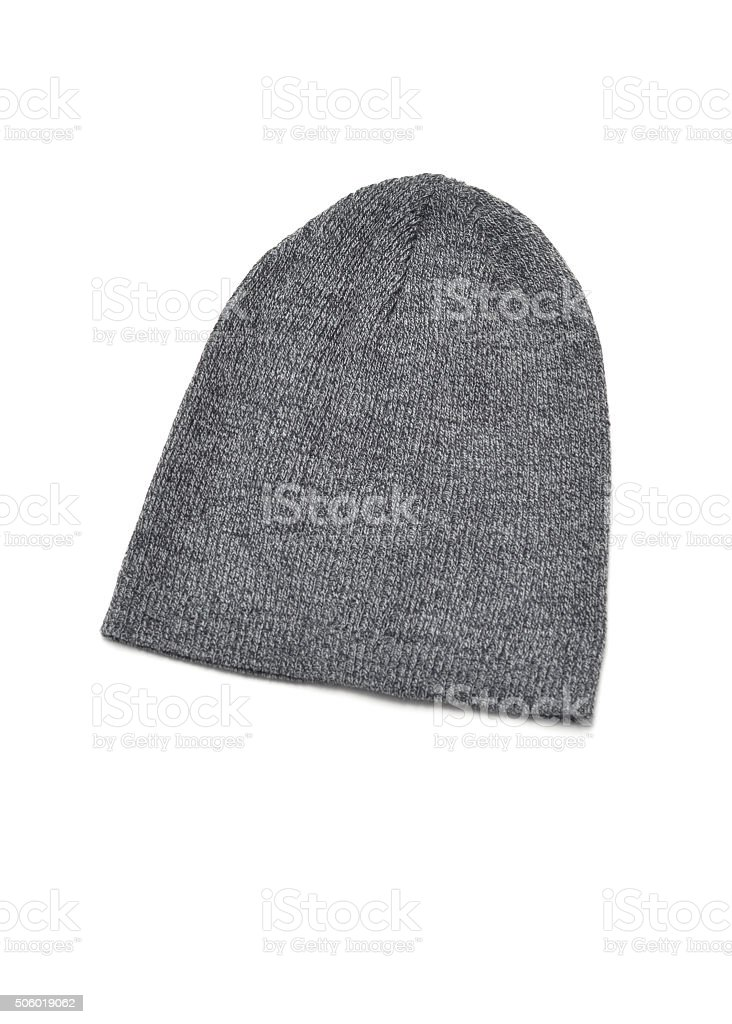 Gray Toque stock photo