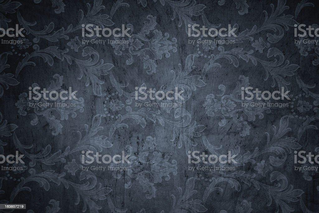 Gray Victorian Background stock photo