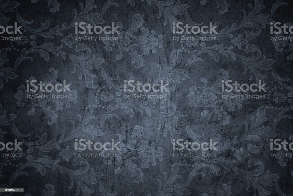 Gray Victorian Background stock photo