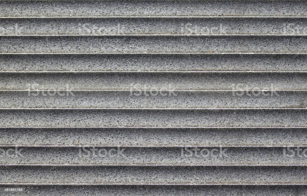 Gray Wall Lines royalty-free stock photo