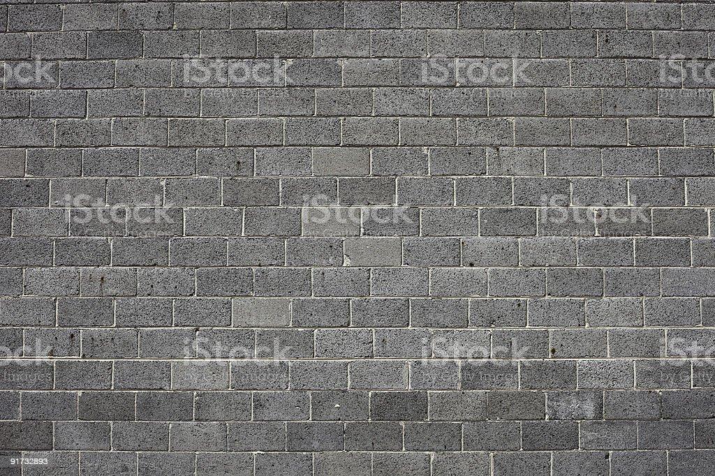 Gray Wall stock photo