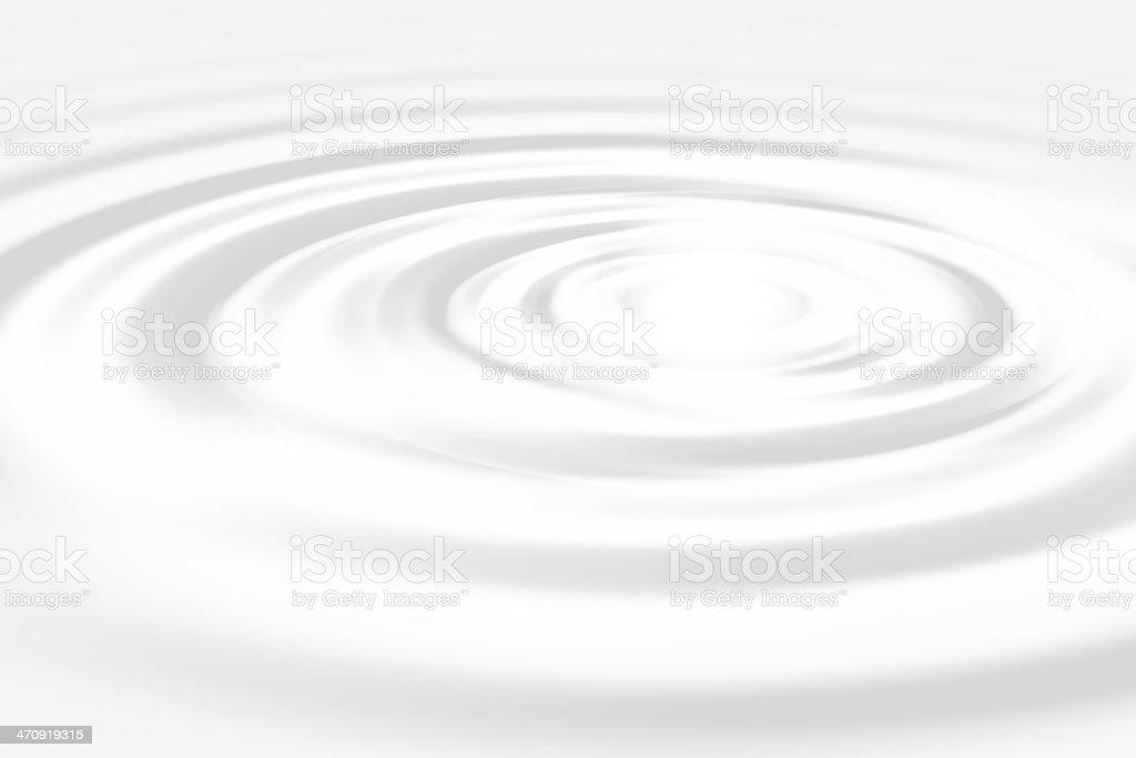 Gray water ripples stock photo
