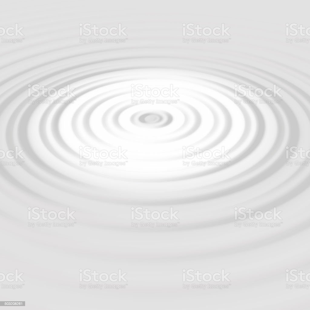 Gray water ripples stock photo