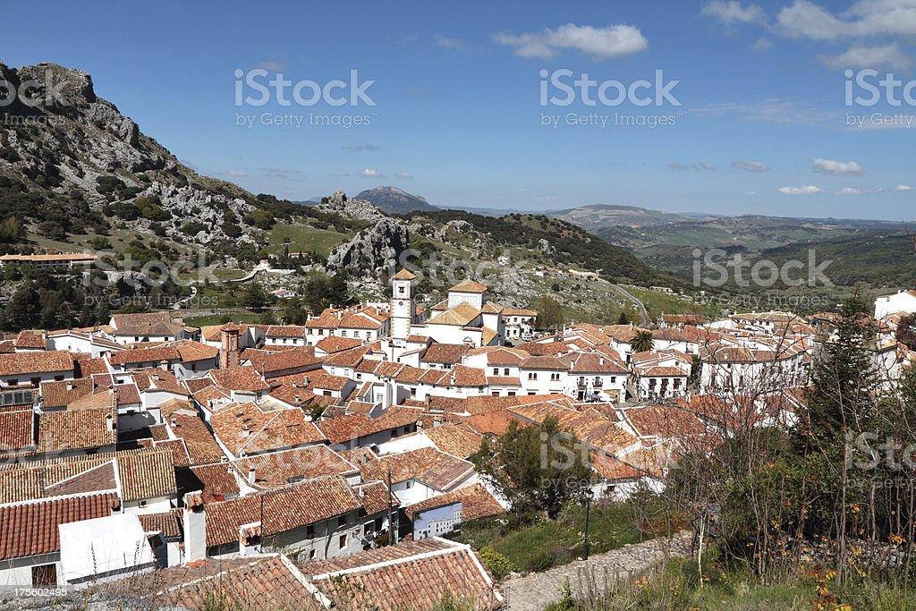 'Grazalema, Cádiz Province, Spain' stock photo