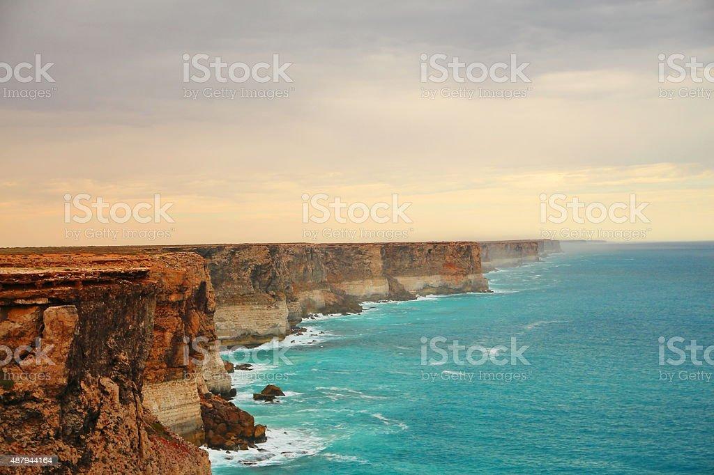 Great Australian Bight stock photo