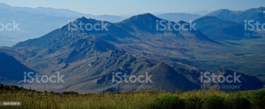 Great Basin Edge stock photo