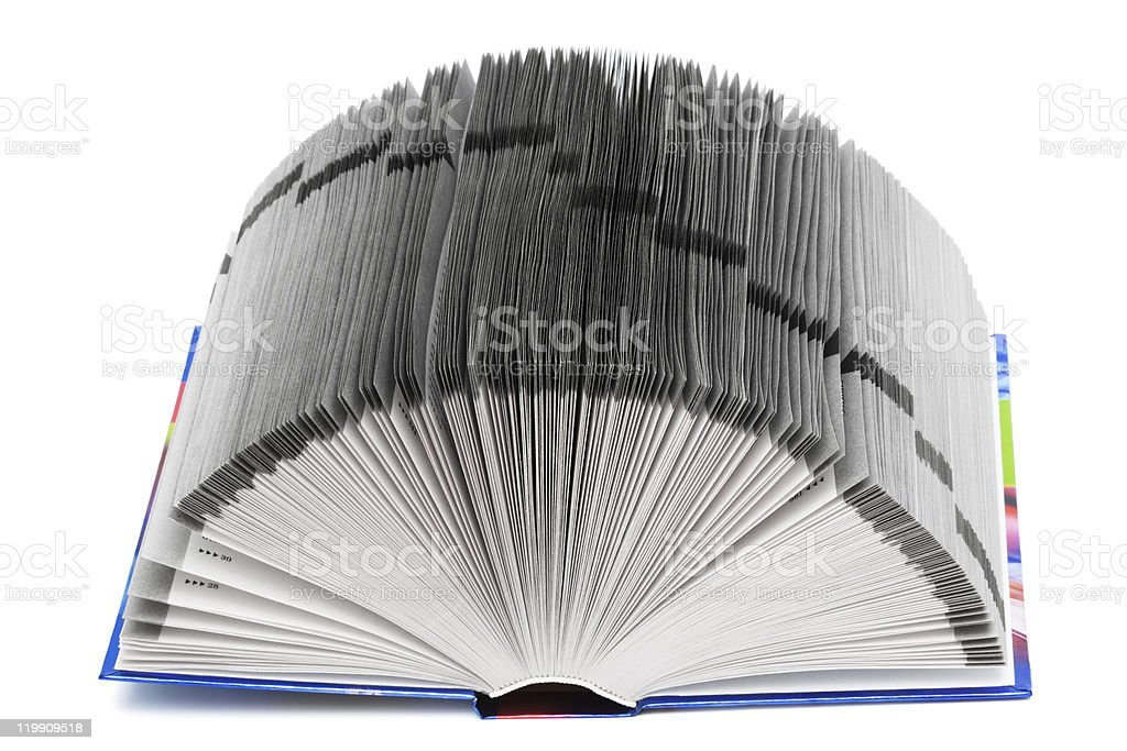 great book royalty-free stock photo