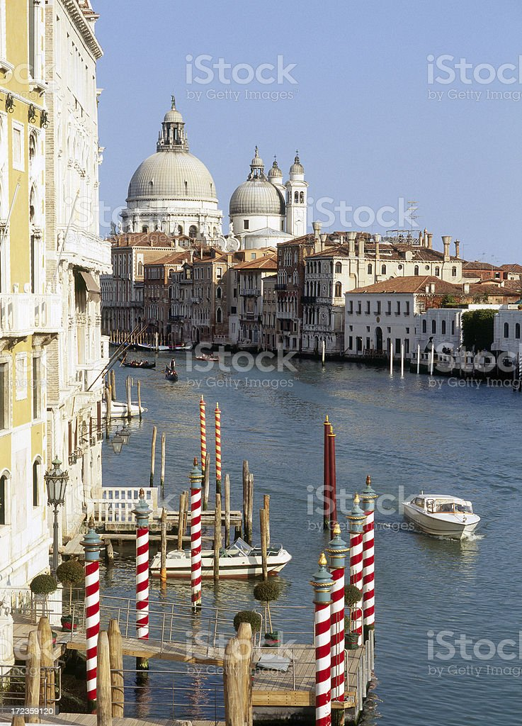Canale Grande royalty-free stock photo