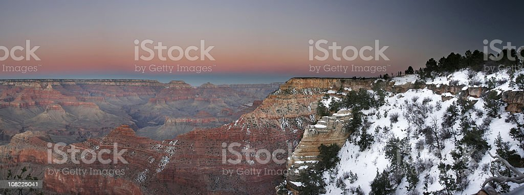 Great Canyon royalty-free stock photo
