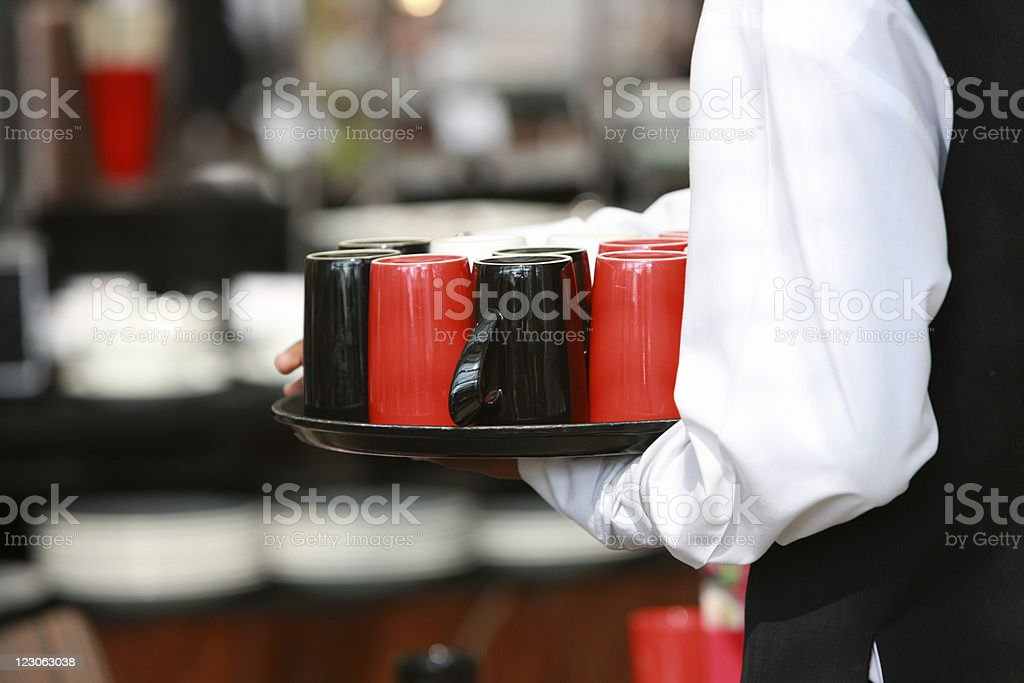 Great catering royalty-free stock photo