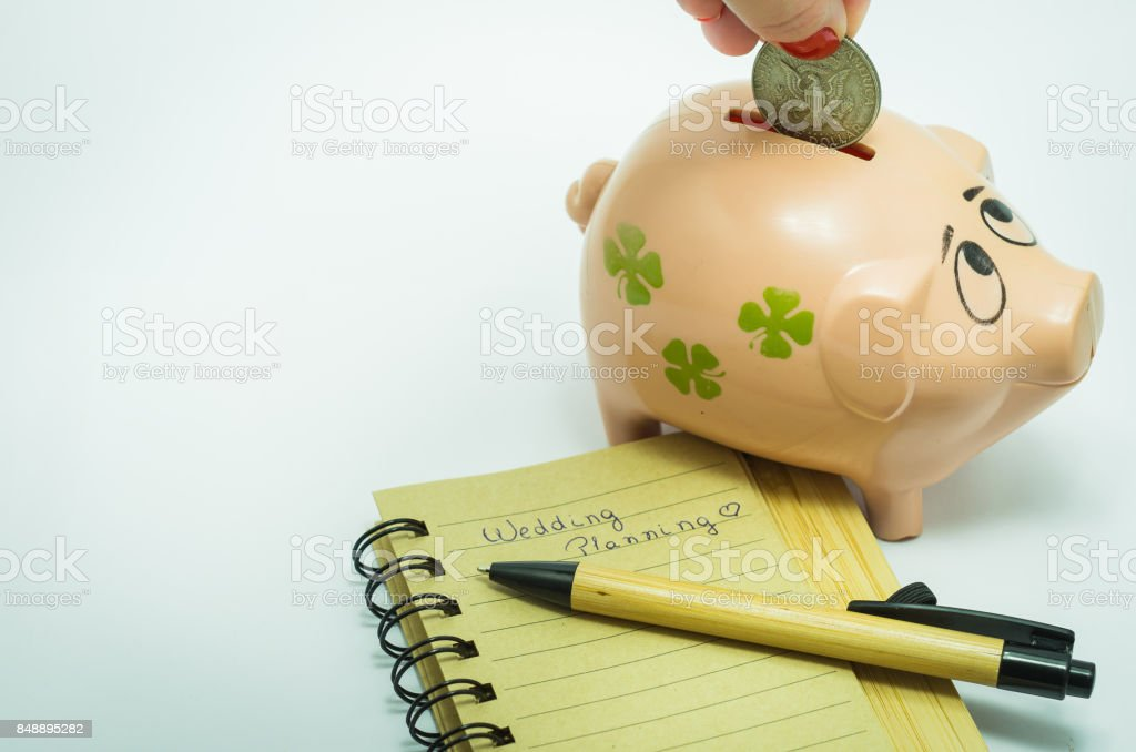 Great concept of economy for vacations stock photo