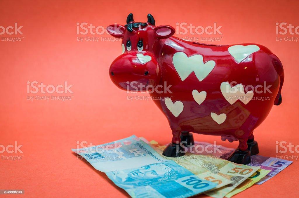 Great concept of economy stock photo