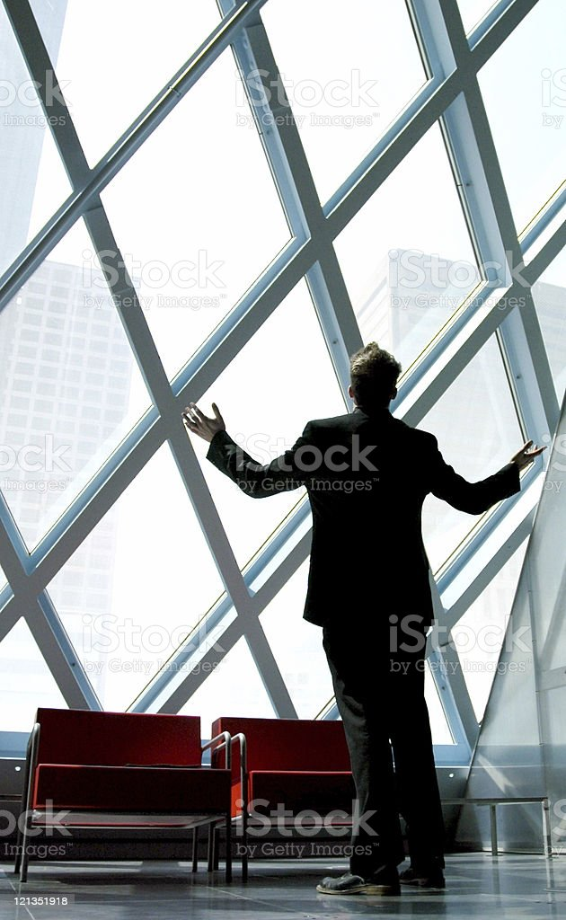 Great Day for Business stock photo