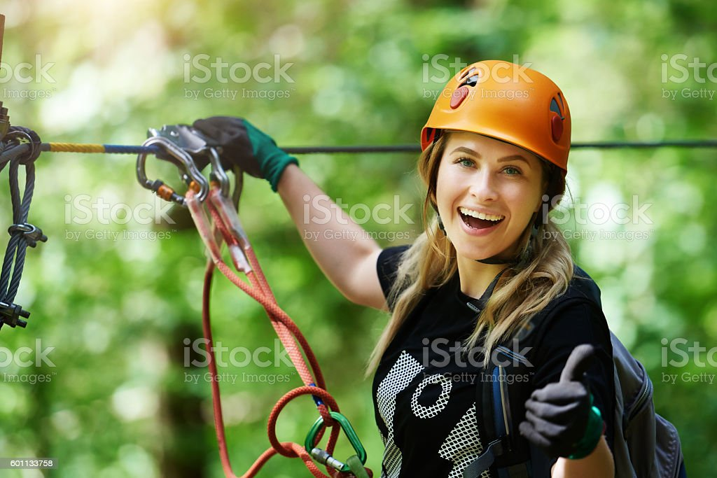 great days in the summer stock photo