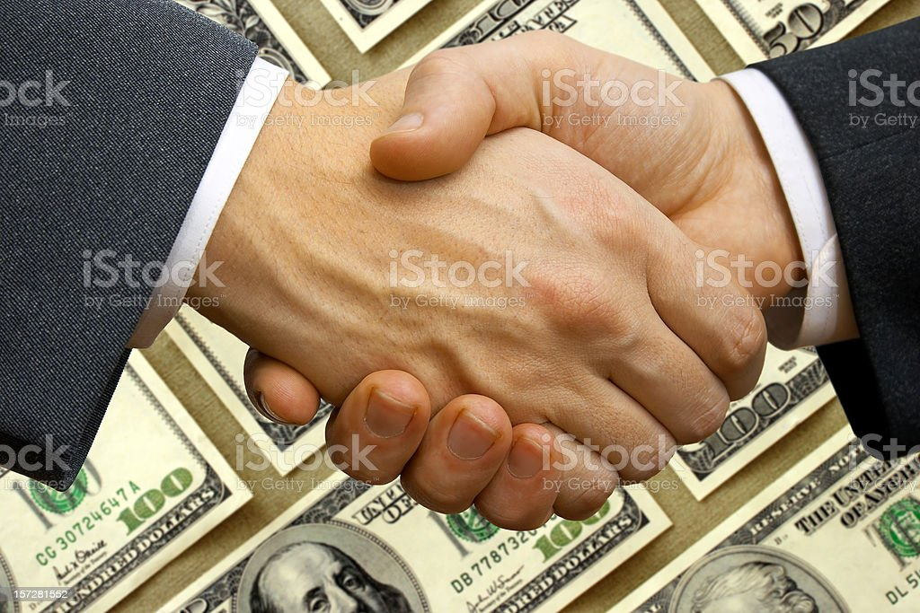 Great deal royalty-free stock photo