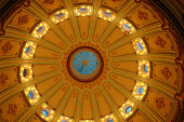 Great Dome of the California State Capitol in Sacramento