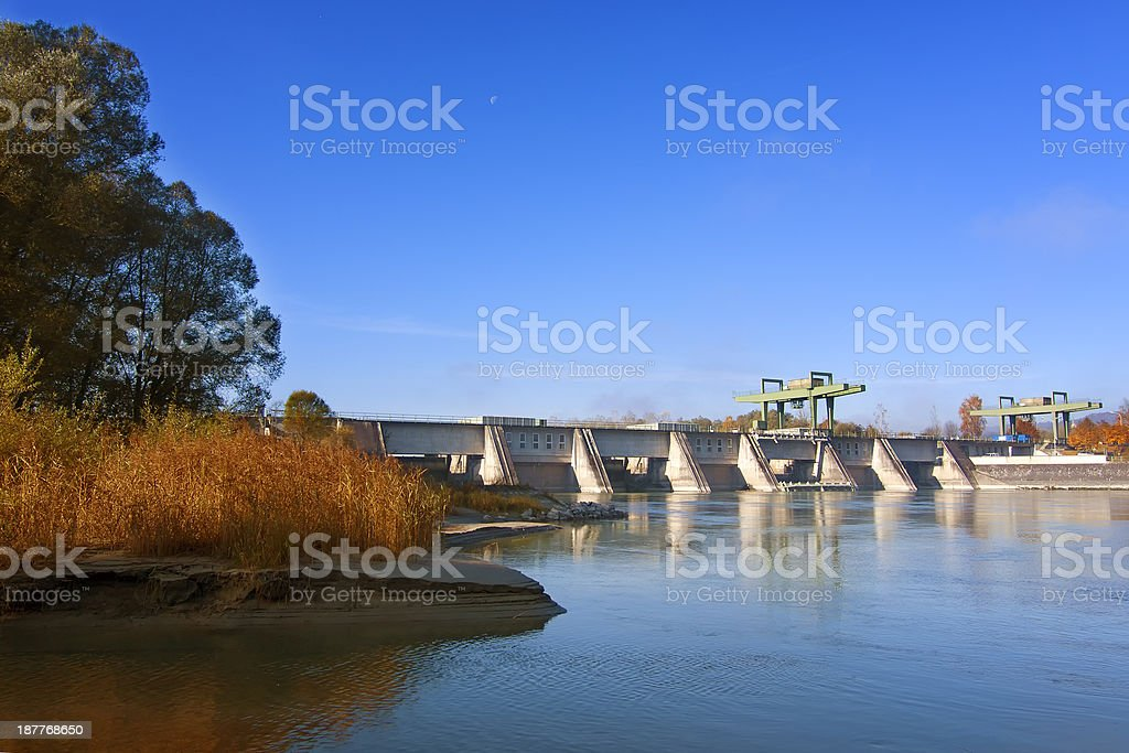 Great Energy Supplier royalty-free stock photo