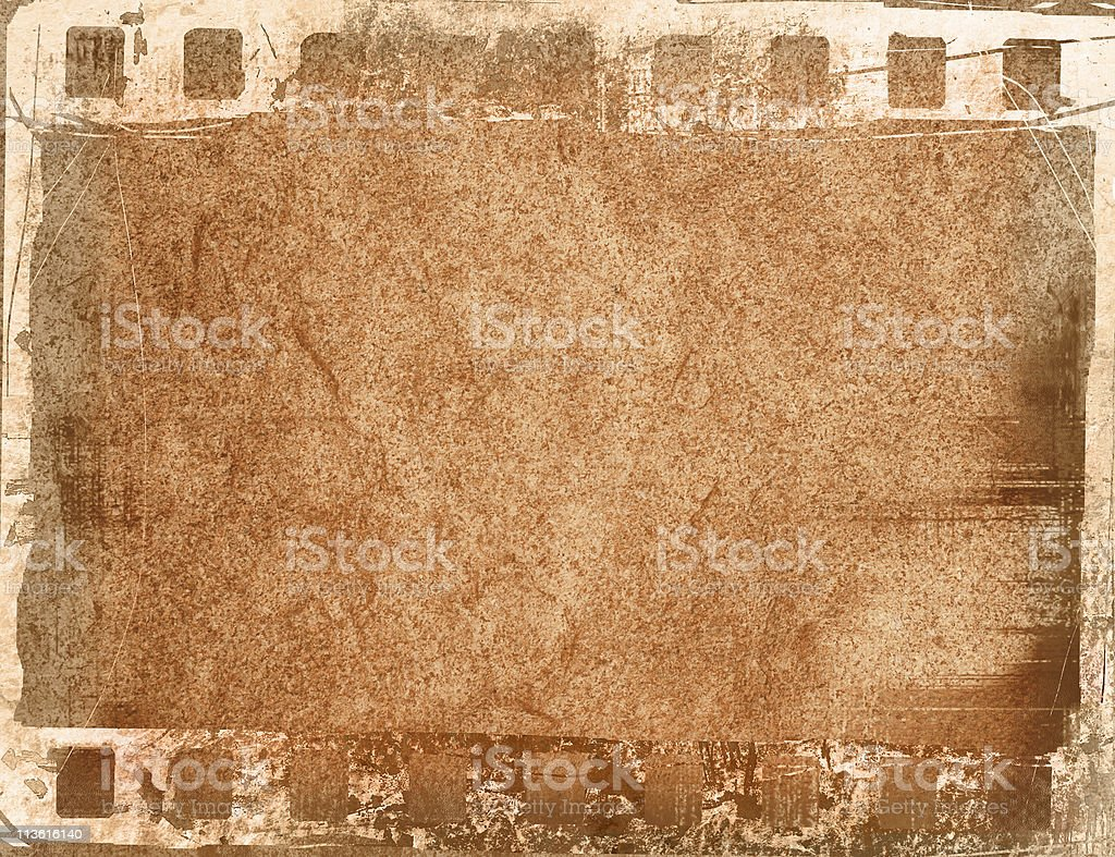 Great film frame royalty-free stock photo
