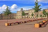 Great Gatchina Palace, Russia
