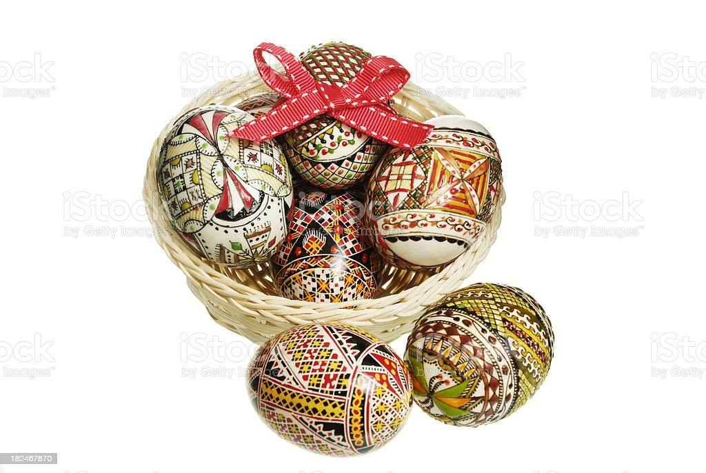 great gift for easter royalty-free stock photo