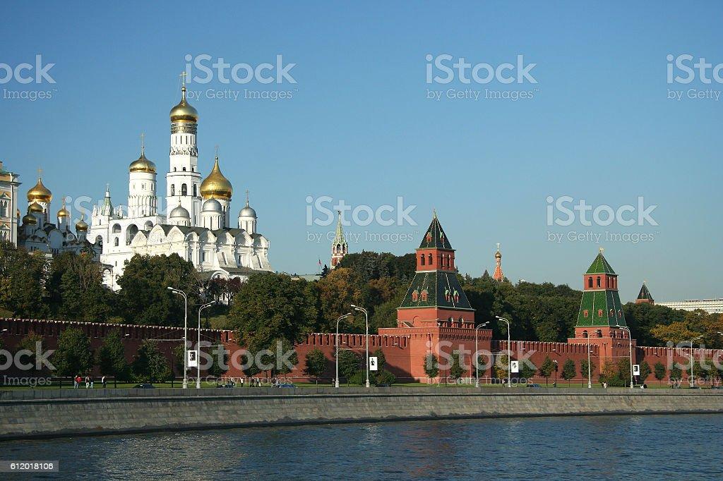 Great Kremlin stock photo