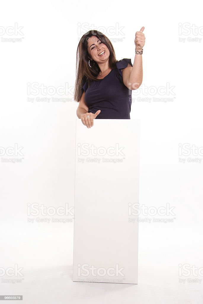 Great message stock photo