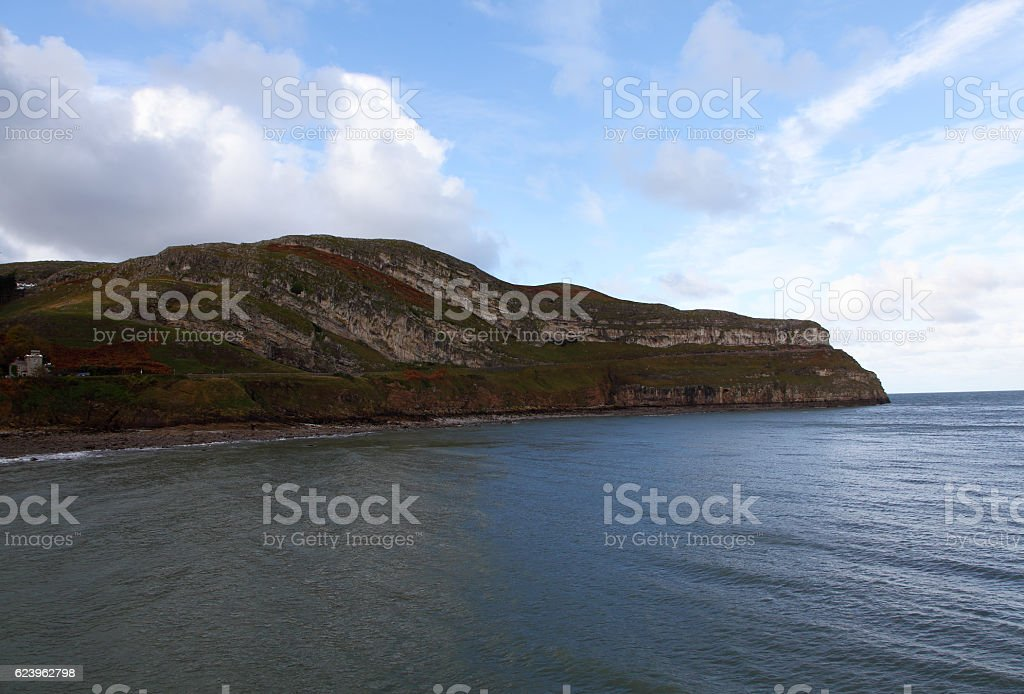 Great Orme,Llandudno ,North Wales stock photo