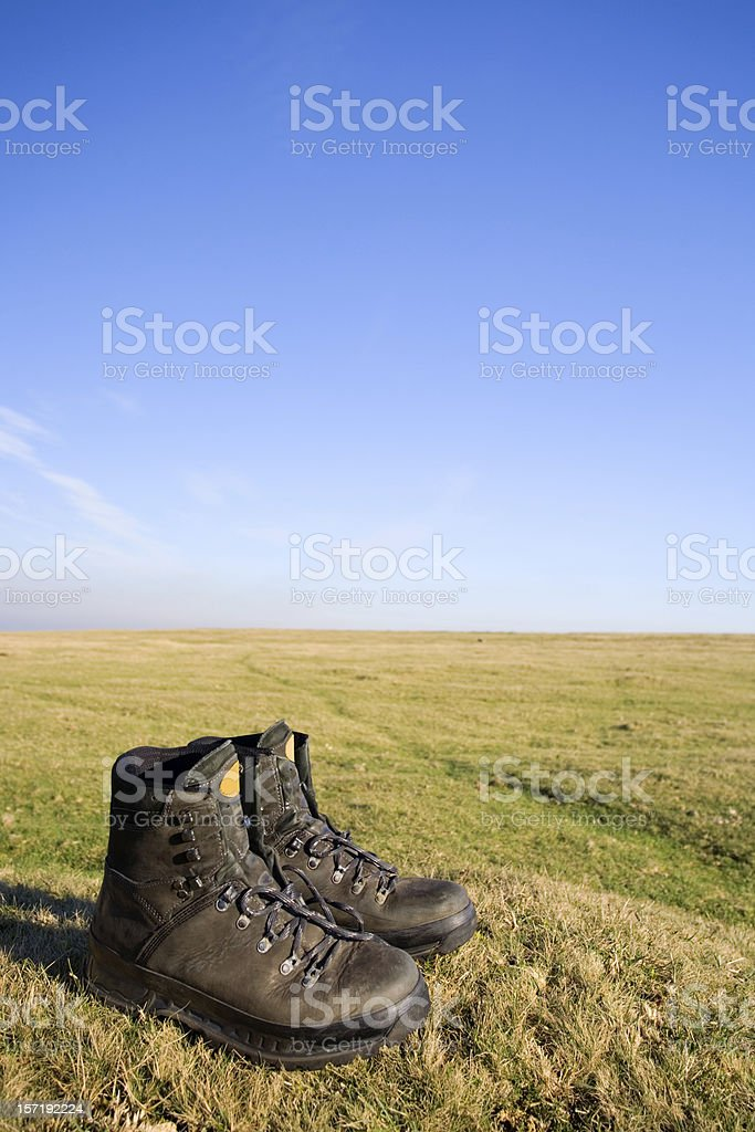 Great outdoors stock photo