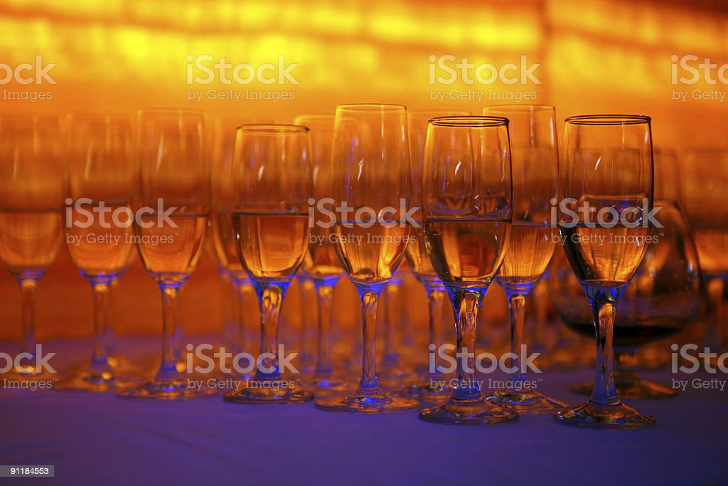 Great party! royalty-free stock photo