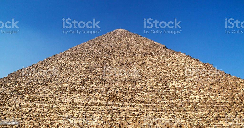 Great Pyramid stock photo