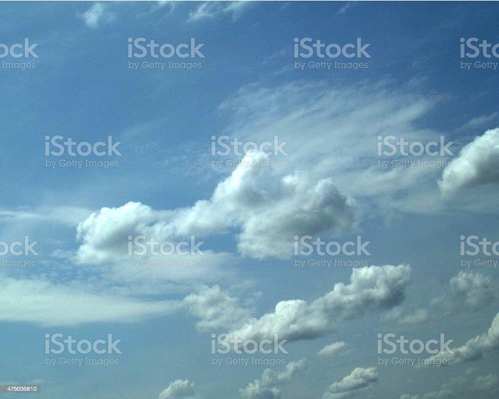great skys royalty-free stock photo