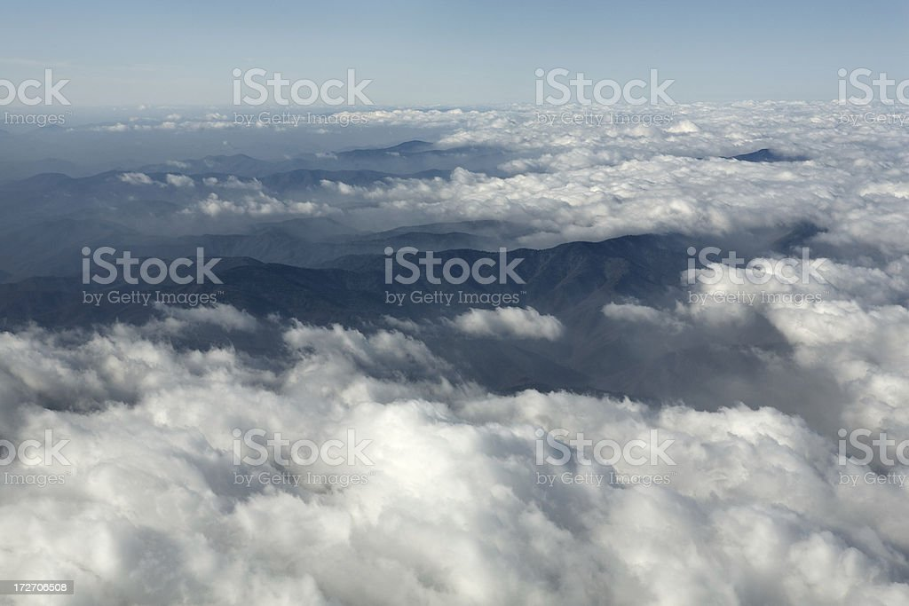 Great Smoky Mountain National Park royalty-free stock photo