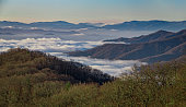 Great Smoky Mountains National Park, from Newfound Gap Road