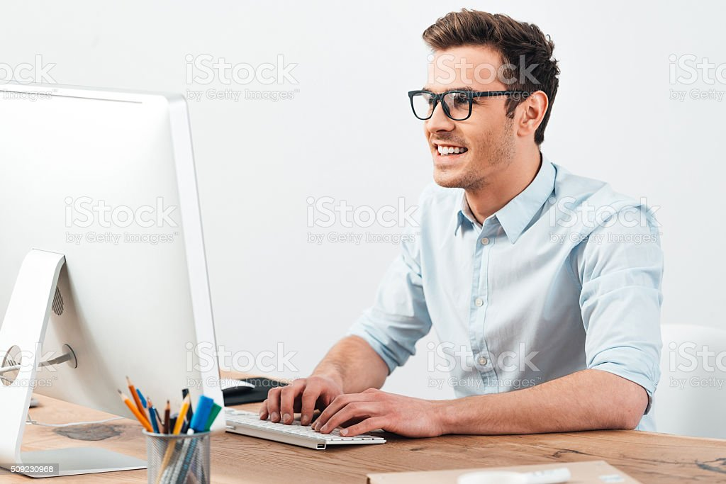 Great solution every day. stock photo