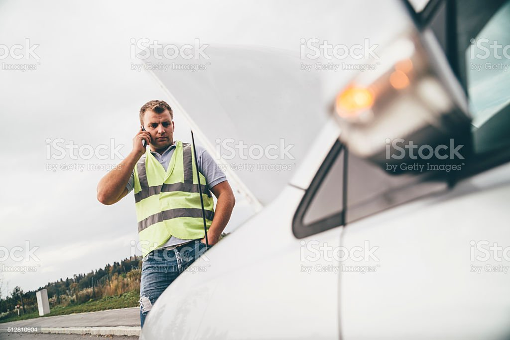 Great start of the day stock photo