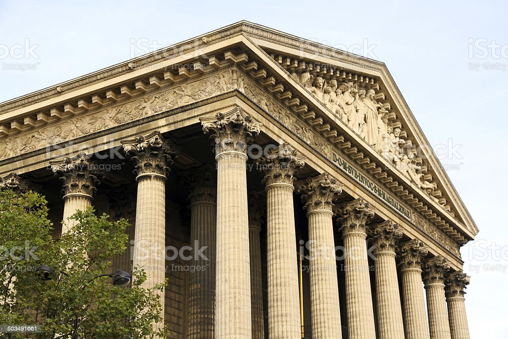 Great Temple royalty-free stock photo